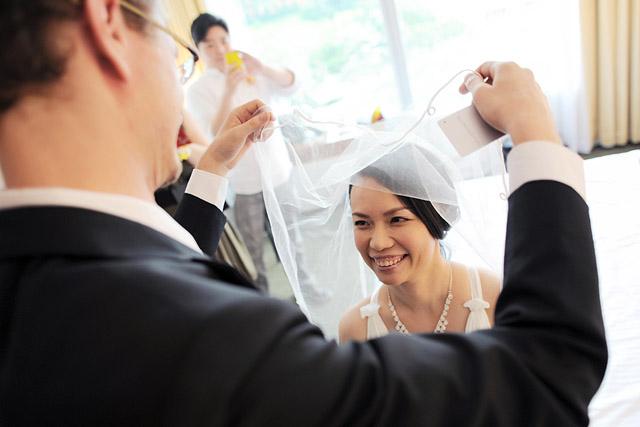 Wedding - Debbie