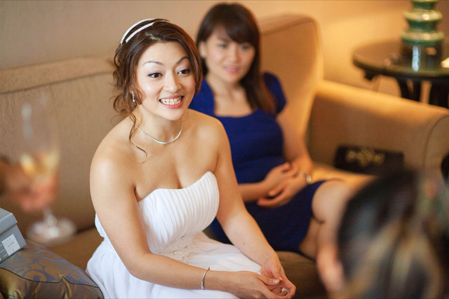Belinda's Wedding Makeup by TheLittleBrush Singapore Makeup Artist