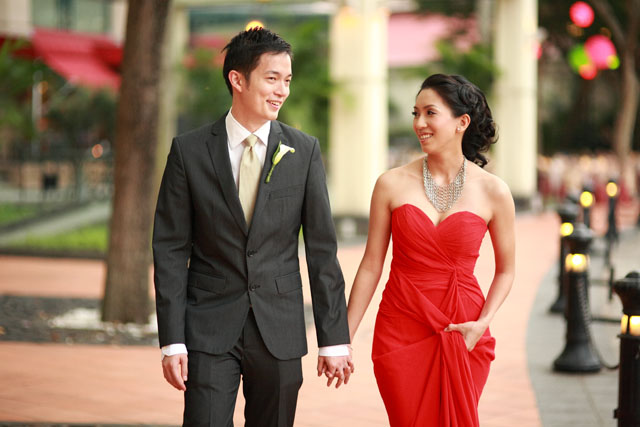Jocelyn's Wedding Makeup by TheLittleBrush Singapore Makeup Artist