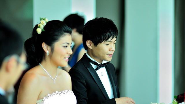 Vivienne's Wedding Makeup by TheLittleBrush Singapore Makeup Artist