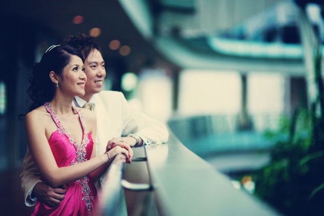 Natalie's Wedding Makeup by TheLittleBrush Singapore Makeup Artist