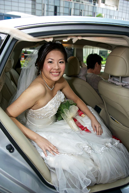 Josephine's Wedding Makeup by TheLittleBrush Singapore Makeup Artist