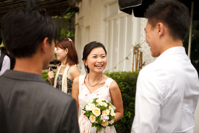 Kai Ping's Solemnization Makeup by TheLittleBrush Singapore Makeup Artist