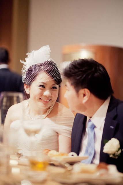 Tracy's Wedding Makeup by TheLittleBrush Singapore Makeup Artist