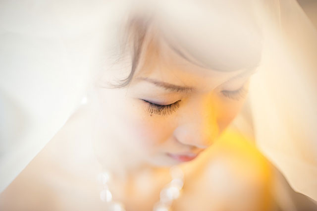 Daphne's Wedding Makeup by TheLittleBrush Singapore Makeup Artist