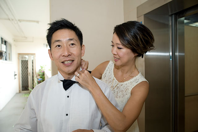 Stella's Wedding Makeup by TheLittleBrush Singapore Makeup Artist
