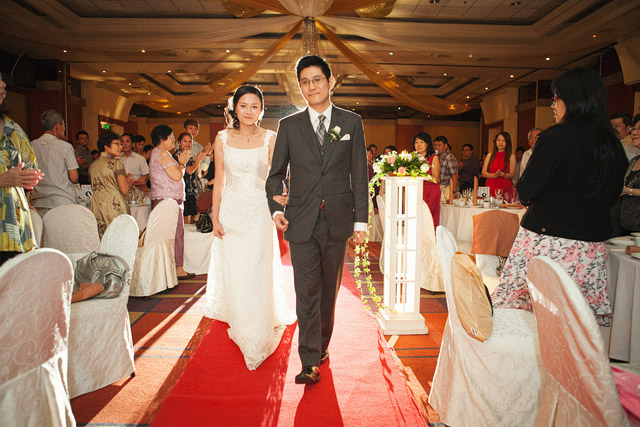 Agnes' Wedding Day Bridal Makeup and Hairstyling by Jovie Tan from TheLittleBrush Makeup