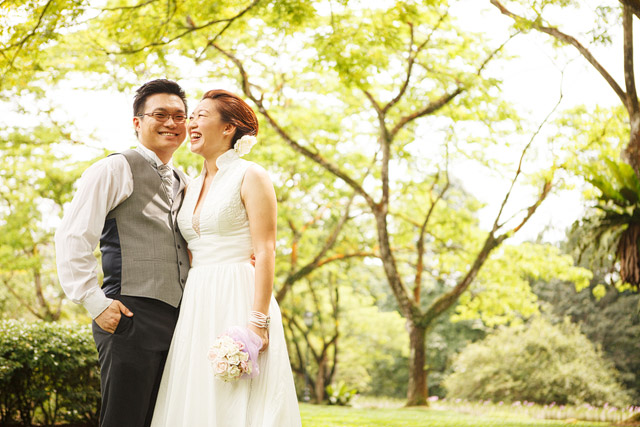 Yee Cheng's Pre-Wedding Day Makeup and Hair by TheLittleBrush Makeup Singapore