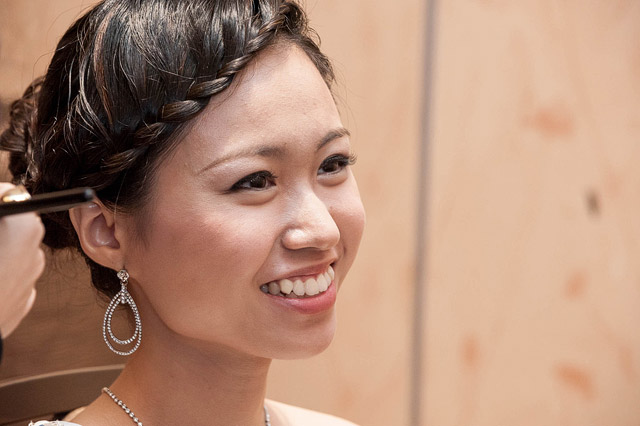 Hwee San's Wedding Hair and Makeup by Jovie Tan from TheLittleBrush Makeup