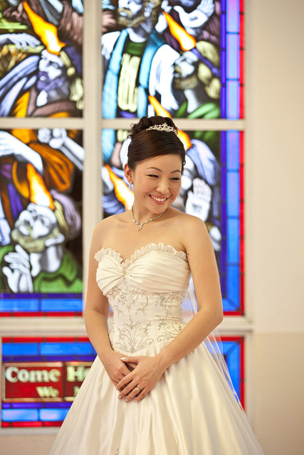 Elaine's Pre-Wedding Hair and Makeup by Jovie Tan from TheLittleBrush Makeup.