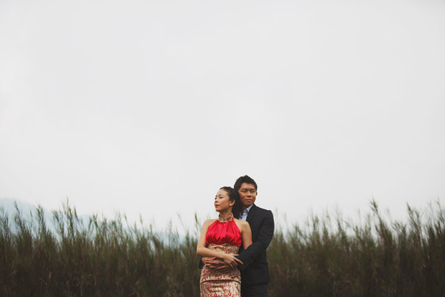 Irene's Bali Pre-Wedding Hair and Makeup by Jovie Tan from TheLittleBrush Makeup.