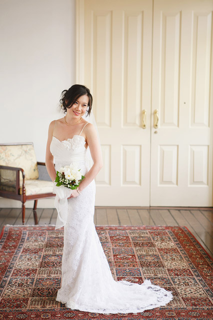 Pauline's Wedding Day Hair and Makeup by Jovie Tan from TheLittleBrush Makeup