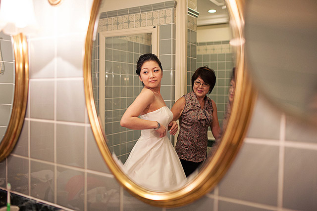 Yuki's Wedding Day Hair and Makeup by Jovie Tan from TheLittleBrush Makeup