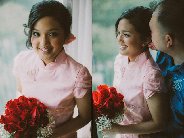 Zebalda's Wedding Day Hair and Makeup by Jovie Tan from TheLittleBrush Makeup.
