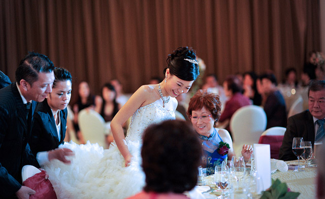 May's Wedding Day Hair and Makeup by Jovie Tan from TheLittleBrush Makeup