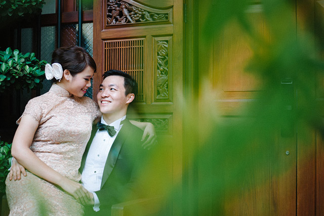 Stephanie's Pre-Wedding Hair and Makeup by Jovie Tan from TheLittleBrush Makeup