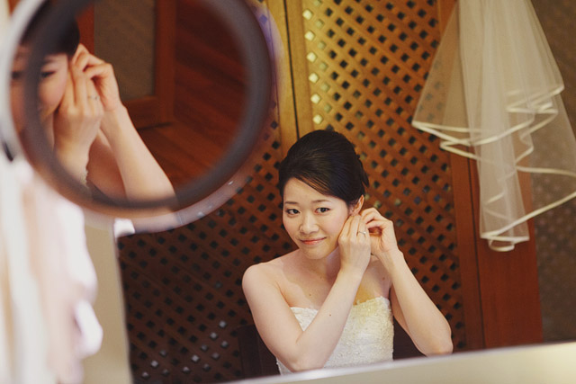Yuki's Wedding Day Hair and Makeup by Jovie Tan from TheLittleBrush Makeup.