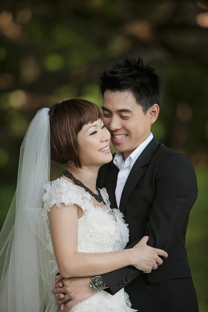 Violet's Pre-Wedding Hair and Makeup by Jovie Tan from TheLittleBrush Makeup