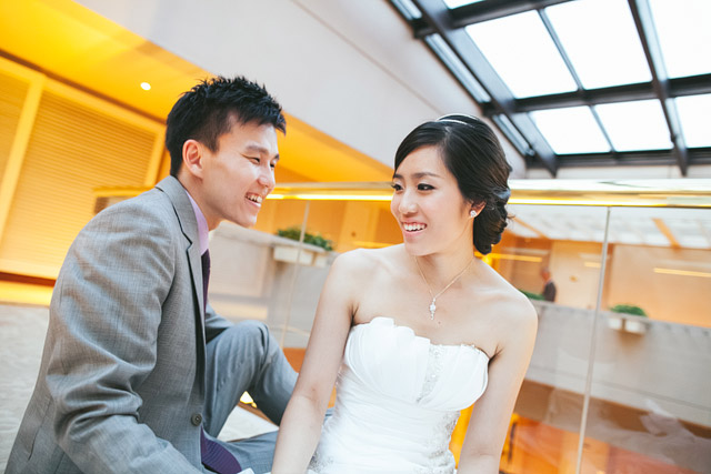 Glorijoys's Wedding Hair and Makeup by Jovie Tan from TheLittleBrush Makeup Singapore.