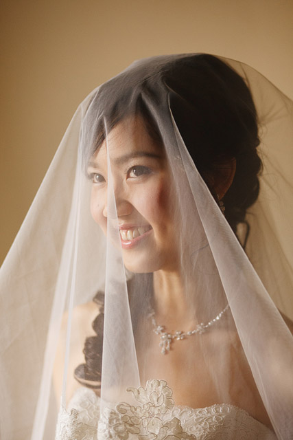 Jean's Wedding Day Hair and Makeup by Jovie Tan from TheLittleBrush Makeup