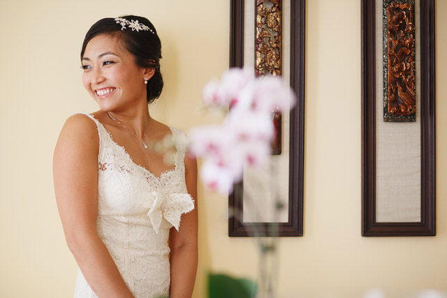 Jean's Wedding Day Makeup and Hair by Jovie Tan from TheLittleBrush Makeup