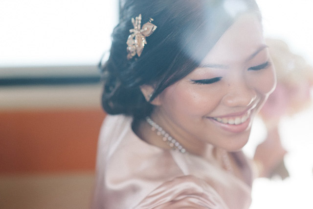 Dewi's Singapore Bridal Hair and Makeup by TheLittleBrush Makeup