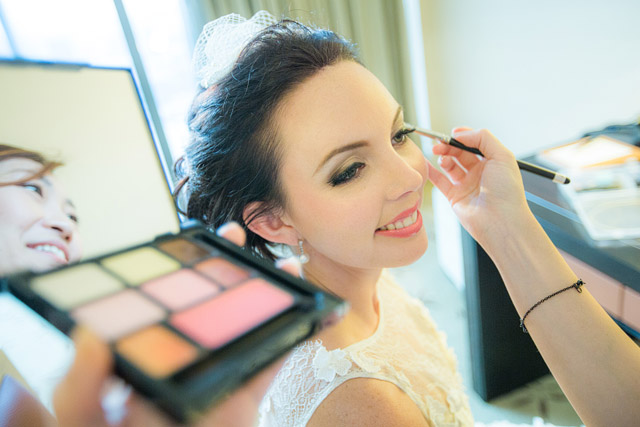 Shelley's Singapore Bridal Hair and Makeup by TheLittleBrush Makeup